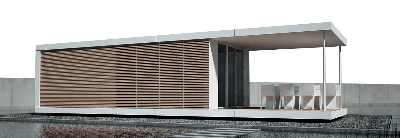 CUBIG Minihaus Designhaus