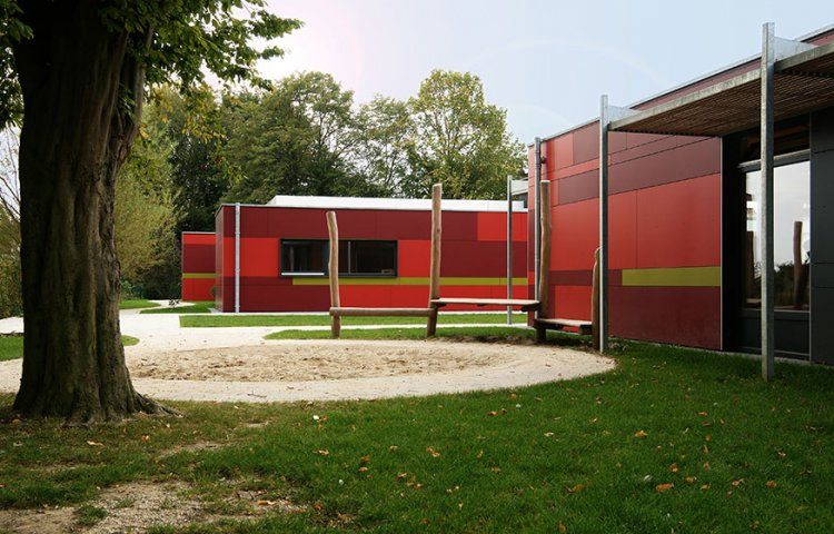 CUBIG Anbau Minihaus