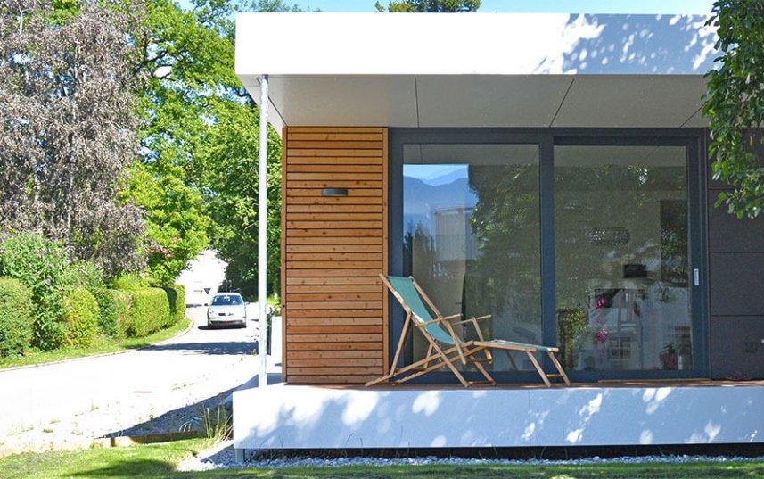 CUBIG Minihaus Holzbau