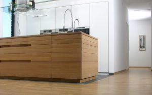 CUBIG Minihaus Küche