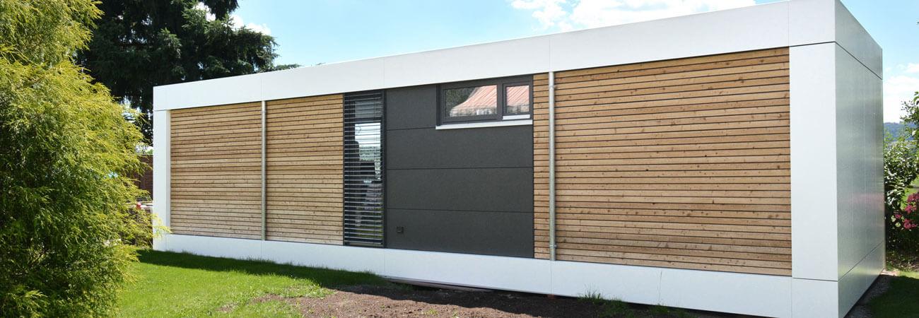 Cubig wohnen statt bauen - Fertighaus architektenhaus ...