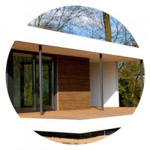 CUBIG Fertighaus Holzhaus