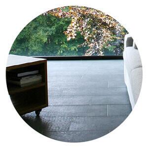 CUBIG Modulhaus Fußboden