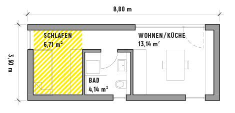 Raum Design Cubig