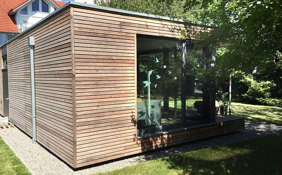 CUBIG Tiny House Holzhaus