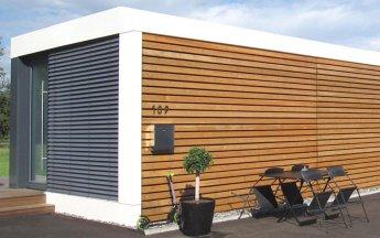 CUBIG Designhaus Fassade