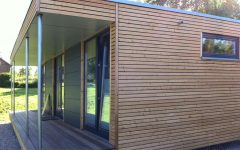 CUBIG Holzfassade Mikrohaus