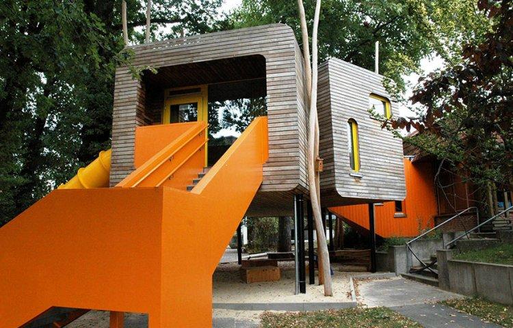 CUBIG Holzhaus Modulbau
