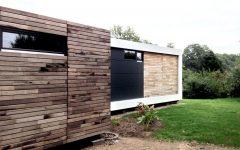 CUBIG Minihaus Holzfassade
