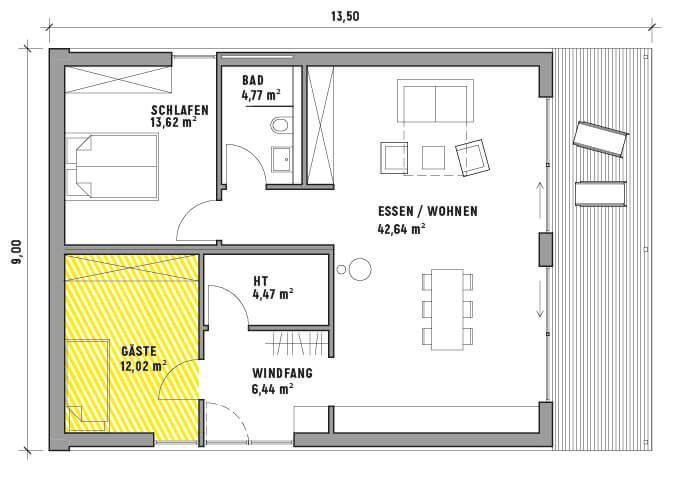 raum design cubig. Black Bedroom Furniture Sets. Home Design Ideas