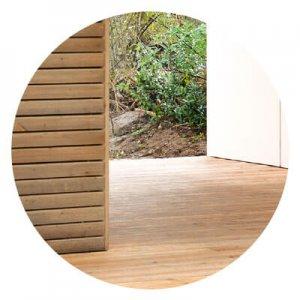 CUBIG Holzrahmenbauweise Minihaus