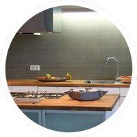 CUBIG Innenausstattung Küche
