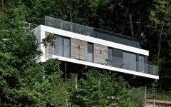 CUBIG Modulhaus am Hang in Willingen